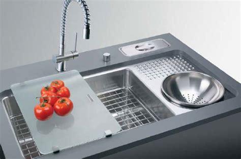 Innovative Kitchen Sinks Interior Design Inspiration