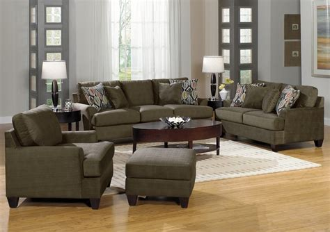Green Living Room Furniture by Green Living Room Furniture Peenmedia