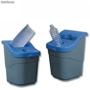 tri selectif poubelle de bureau 30 litres