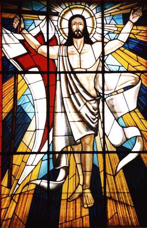 imagenes religiosas en vitral man 225 y vivencias pascuales 1 blog padre ismael ojeda