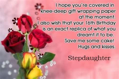 Birthday Quotes For Stepdaughter Fantastic Quote Birthday Wishes For Stepdaughter Wallpaper