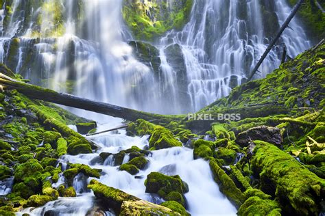 proxy falls oregon pixel ultra high resolution