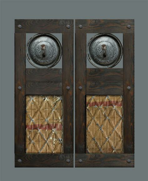 Interior Saloon Doors Custom Swinging Saloon Doors Farmhouse Interior Doors Los Angeles By Hylton Butterfield