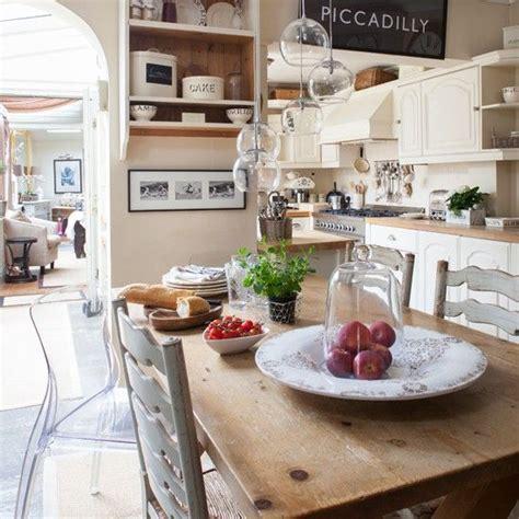 french farmhouse kitchen design french farmhouse style kitchen diner kitchens pinterest