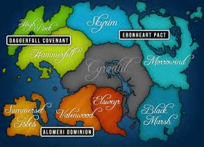 Eso World Map by 5 Things You Need To Know About Elder Scrolls Online Fix