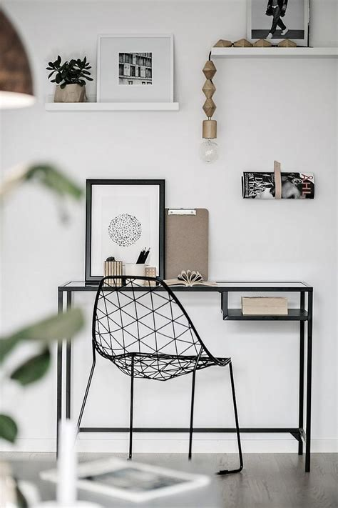 ikea arbeitszimmer inspiration ikea vittsj 246 desk more home office clean modern
