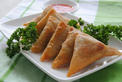 Segiempat Samosa home made is the best samosa