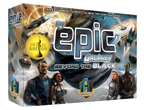 Tiny Epic Quest Deluxe Edition Ks tiny epic galaxies beyond the black deluxe edition
