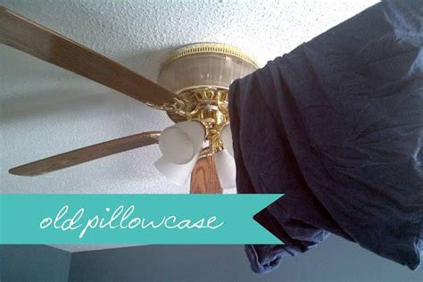 How To Clean Ceiling Fan Blades by 20 Cleaning Hacks For The To Clean Items In Your