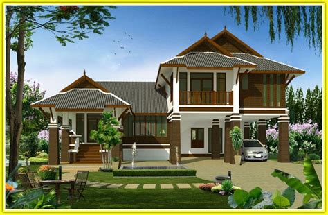thai homes thai dream home ideas thai custom homes chiang mai