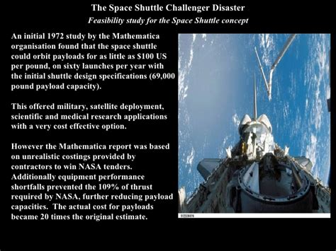 challenger study ethics the space shuttle challenger disaster a study in