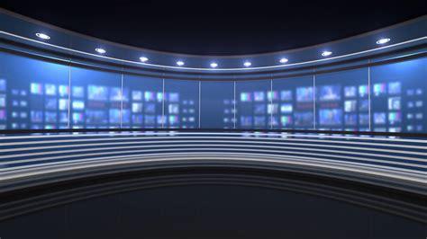 virtual set backgrounds hd  empty studio background