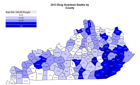 Outpatient Opiate Detox In Kentucky by Kentucky Deaths From Heroin Increased 27 Percent