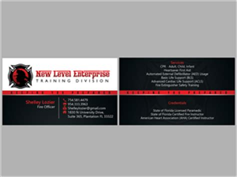 cpr business card template cpr business card design contest brief 637167