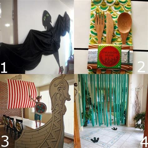 dragon decorations for a home how to train your dragon birthday party ideas the
