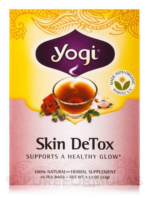 Is Detox Tea For Skin by Skin Detox Tea 16 Tea Bags