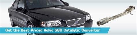 volvo  catalytic converter exhaust converters bosal dec walker davico magnaflow api
