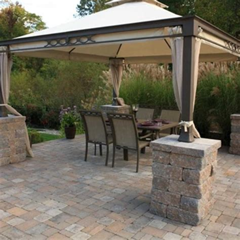 How Much Does A Paver Patio Cost 2018 Brick Paver Costs Price To Install Brick Pavers Patios