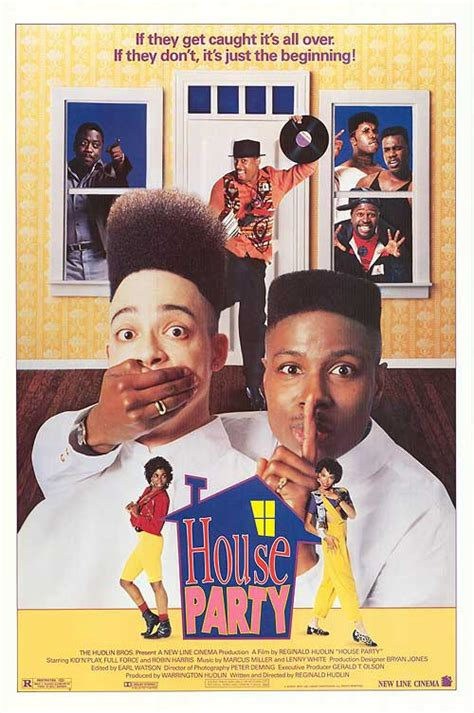 house party definition blu ray house party
