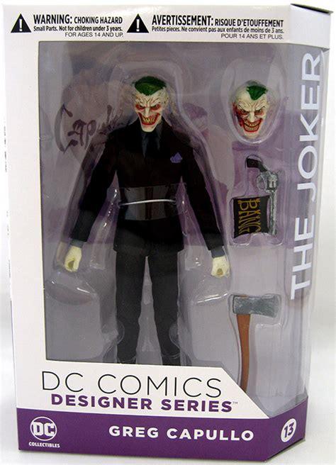 Mainan Figure Designer Series Greg Capullo The Joker joker dc comics designer series figure greg