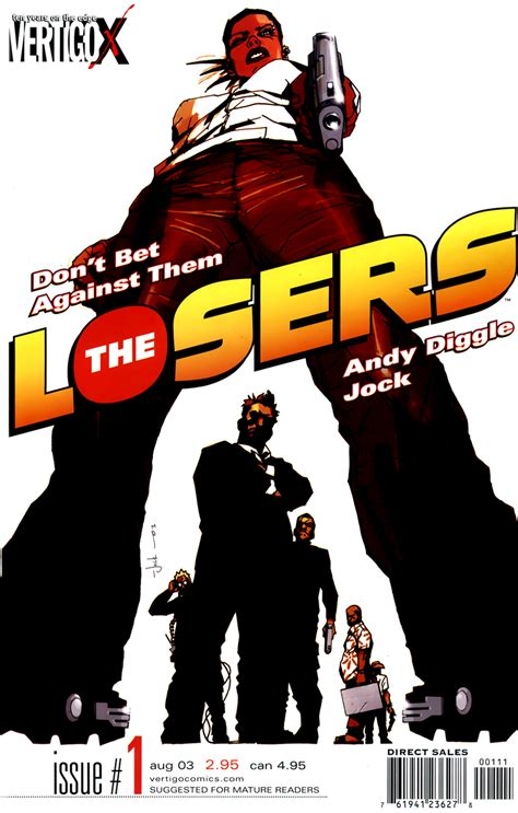 the losers books the 15 best vertigo series of the last 15 years comics