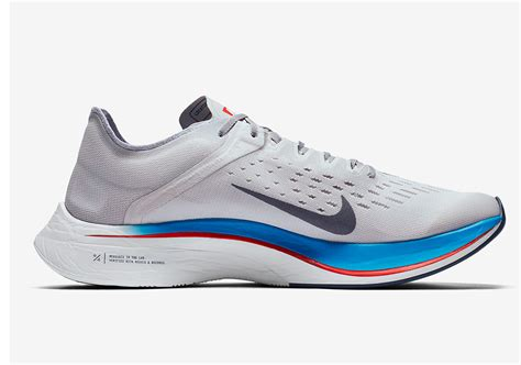 Nike Zoom Vaporfly 4 nike zoom vaporfly 4 in grey 880847 004 release date photos sneakernews