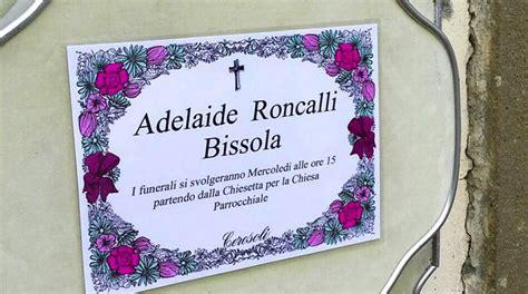 parrocchia ghiaie di bonate ghiaie di bonate rende omaggio ad adelaide roncalli