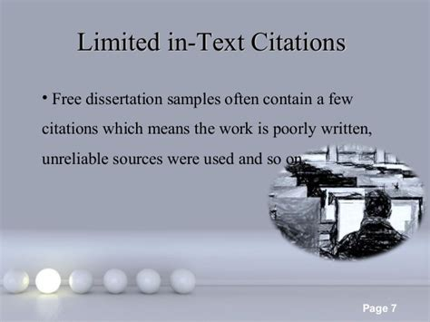 free theses and dissertations using free dissertation sle is a risky decision
