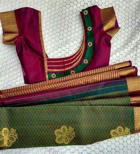 simple neck design pattern 83 best images about saree blouse design on pinterest