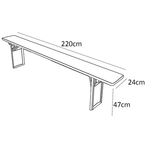 Table Banc Brasserie by Banc Pour Table Brasserie Promatome