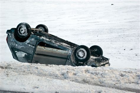 Stay Safe After a Winter Car Accident   Knight Insurance Group