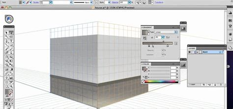 pattern illustrator cs4 how to use the perspective tool in adobe illustrator cs4
