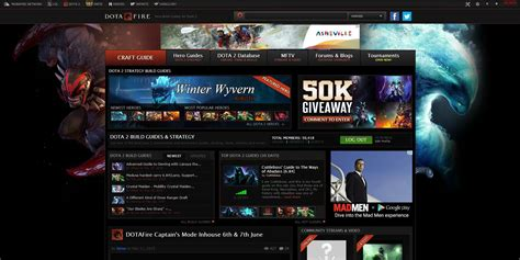 update layout homepage site update new layout search option dotafire