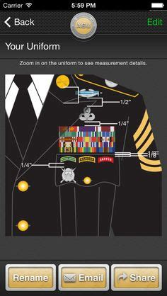 army dress blue uniform guide measurements army asu the only app that builds your entire army service uniform