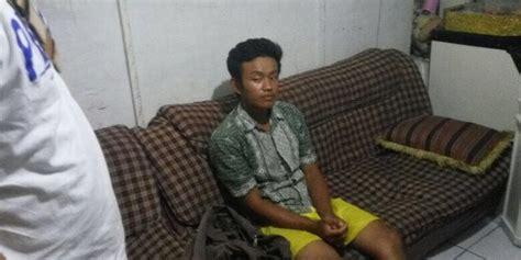 Panci Buat Jualan Bakso pelaku bom panci di bandung tak melawan saat ditangkap
