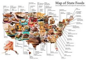 the signature food of each state mental floss