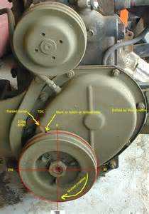 willys m jeeps forums viewtopic 1953 ford built hurricane engine m38a1 timing settings