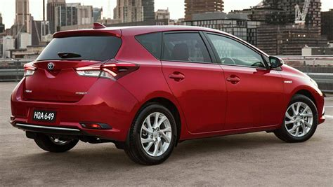 cars toyota 2016 2016 toyota corolla hybrid review drive carsguide