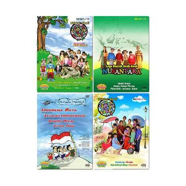 1 Paket Dvd Doraemon Dubbing Indonesia jual gema nada pertiwi paket dvd lagu anak indonesia harga kualitas terjamin blibli