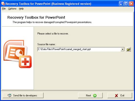 reset tool on powerpoint powerpoint recovery reinvented new tool from recovery toolbox