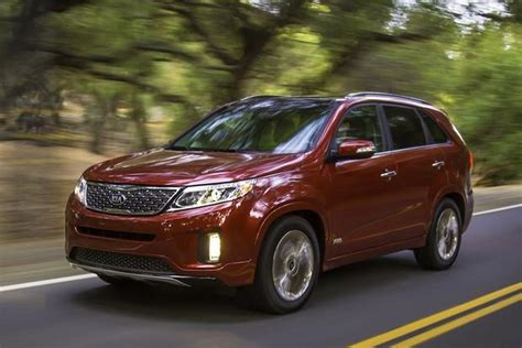 top fuel efficient suvs  minivans   row seating autotrader