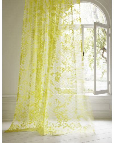 yellow sheers curtains 17 best images about voiles on pinterest tassels voile
