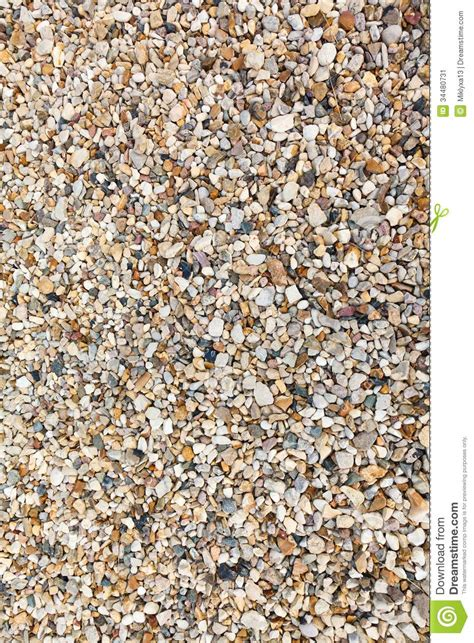 gravel color colorful different colors gravel background stock image