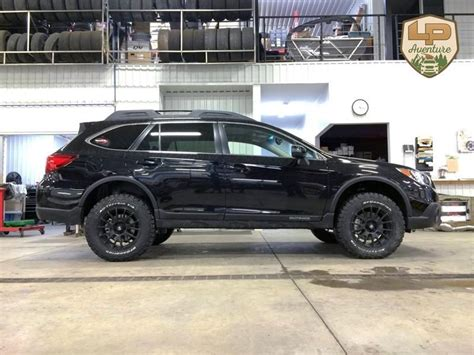 subaru outback lift kit lp aventure lift kit outback 2015 2018 lift kits