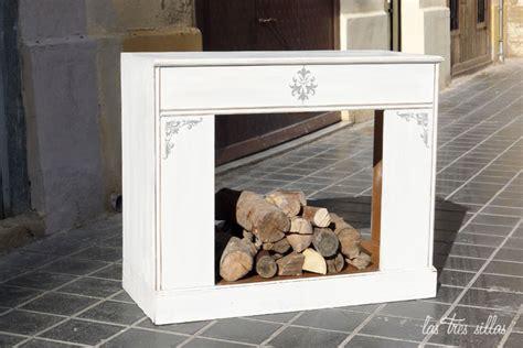 como fabricar una chimenea decorativa c 211 mo hacer una chimenea decorativa a partir de un mueble
