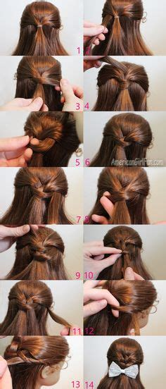 Doll Hairstyles Step By Step by 1000 Ideas About American Hairstyles On