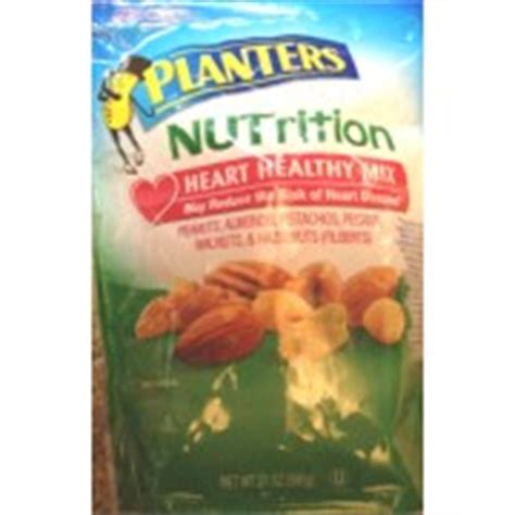 Planters Nuts Gluten Free by Planters Nutrition Healthy Mix Gluten Free