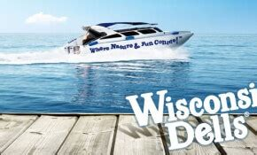 central wisconsin boat show life is better on a boat dells blog