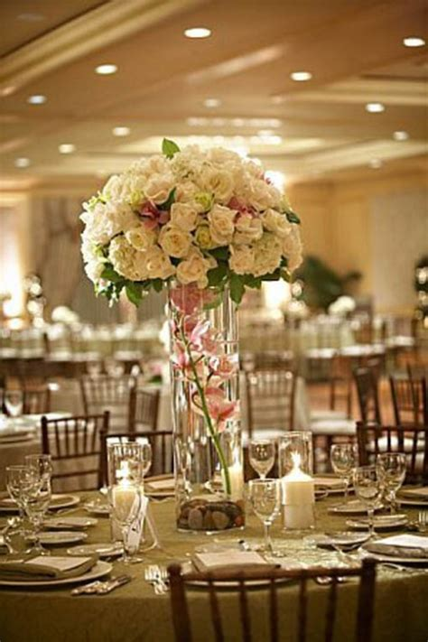 Handmade Wedding Centerpiece Ideas - beautiful photos for inexpensive diy wedding