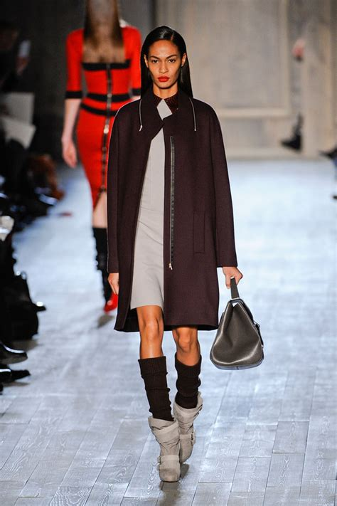 Ys 03908s33x13x26 New Beckham Official Leather new york fashion week look 1 wine south molton st style
